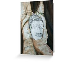 Reappear Greeting Card