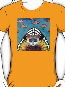 Sunflower Cat T-Shirt