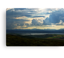 Looking to Inch Island, County Donegal Canvas Print