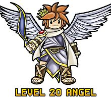 Kid Icarus by WarpZoneGraphic