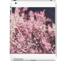 Pollination  iPad Case/Skin