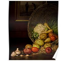 Old Masters Series (print 5)  Poster