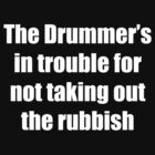 I fancy the drummer by Pavey