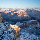 Grand Canyon Sunrise by Will Hore-Lacy