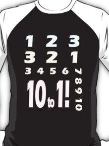 It hit the charts like: T-Shirt