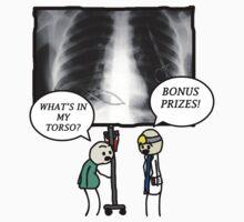 Bonus Prizes by Shaun Stevenson