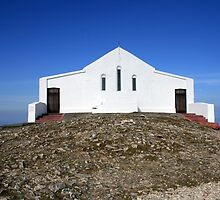 Church on Croagh Patrick by John Quinn
