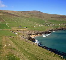 Dingle coastline by John Quinn