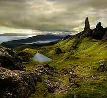 The Old Man Of Storr by eddiej