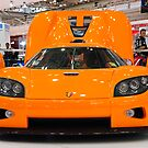 The Koenigsegg CCX by DavidIori