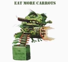 Eat More Carrots by Tom Godfrey