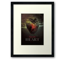 Revive Your Heart Framed Print