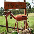 The Barn by Marilyn Harris