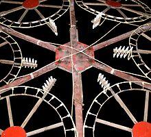 Catherine Wheel by keki