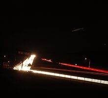 680 freeway passing through Livermore by Lucas Hasserjian