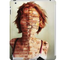 Complexity in a jaded world iPad Case/Skin