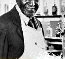george washington carver Sticker