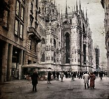 Memories of a Milan Winter by Sue Wickham