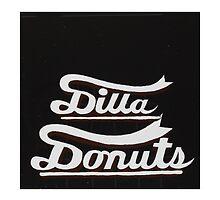 J DILLA DONUTS RIP by gtboys