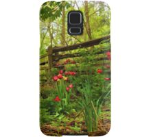 Fresh and Colorful Hillside - Impressions Of Spring Samsung Galaxy Case/Skin
