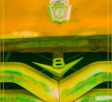 V8 Ford by KSkinner