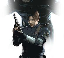 Resident Evil - Mr. X by RedDeadMiller