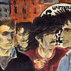 On the Street by Alan Hogan