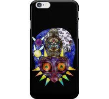 Majora's Mask Stained Glass iPhone Case/Skin