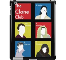 The Clone Club iPad Case/Skin