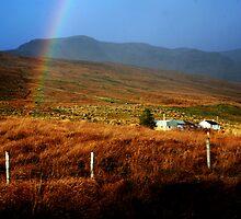 Mountain Scene by Brian Reynolds
