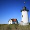 Race Point Light. by capecodart