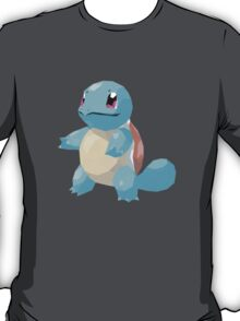 Squirtle Low Poly T-Shirt