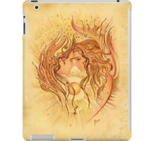 """""""Intimacy"""" from """"Love Angels"""" series iPad Case/Skin"""