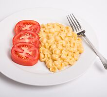 American Lunch by dbvirago