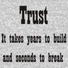 Trust by Rainy