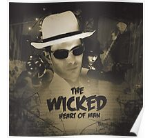 The Wicked Heart of Man Poster