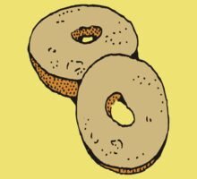 BAGEL by OTIS PORRITT