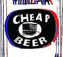 Fidlar Cheap Beer by Jmcnorton
