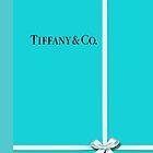Tiffany & Co. Classic Blue Box & Ribbon by Everett Day