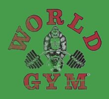 World Gym Kids Clothes