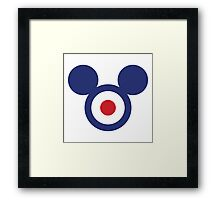 Mickey Mod Framed Print