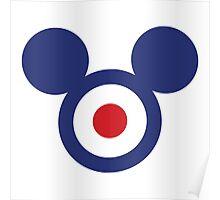 Mickey Mod Poster