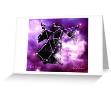 ES Birthsigns: The Mage Greeting Card