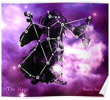 ES Birthsigns: The Mage Poster