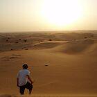 Dubai Desert by Nick Filshie