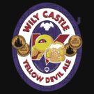 Wily Castle Yellow Devil Ale by Steven Thibaudeau