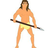 Tarzan Man by Caniien