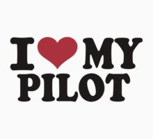 I love my Pilot by Designzz