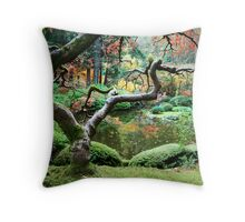 Fallen From Eden Throw Pillow