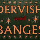 Dervish & Banges Sign Design  by Serdd